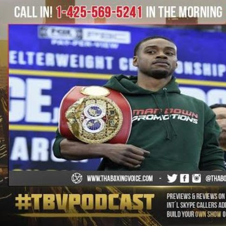 ☎️Errol Spence's Options For Next Fight Probably Down To Porter, Danny Garcia🧐