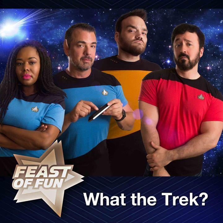 What the Trek? Star Trek Goes Wild