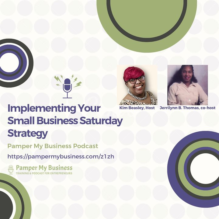 Implementing Your Small Business Saturday Strategy