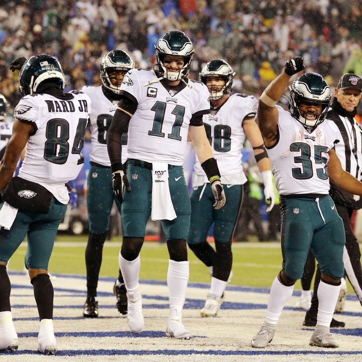Episode 6: The Philly Pod's Victor Williams ranks the Eagles amongst the NFC's best