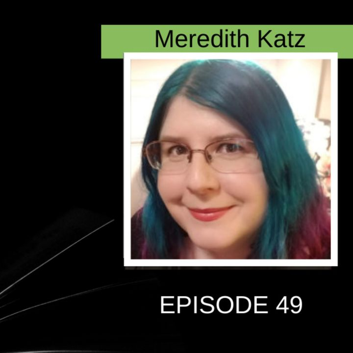 Death of a Publisher and Kissing Monsters  with Meredith Katz