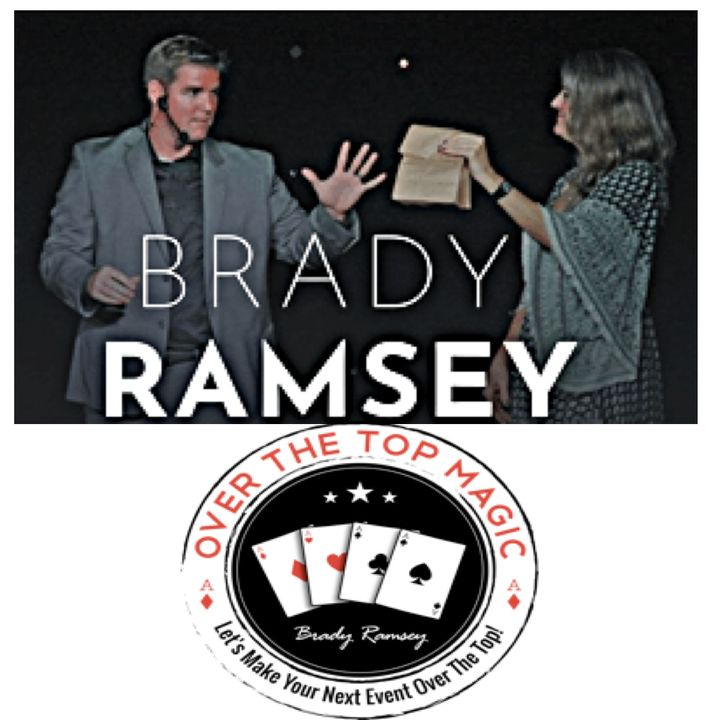 Brady Ramsey Magician presented by Countyfairgrounds