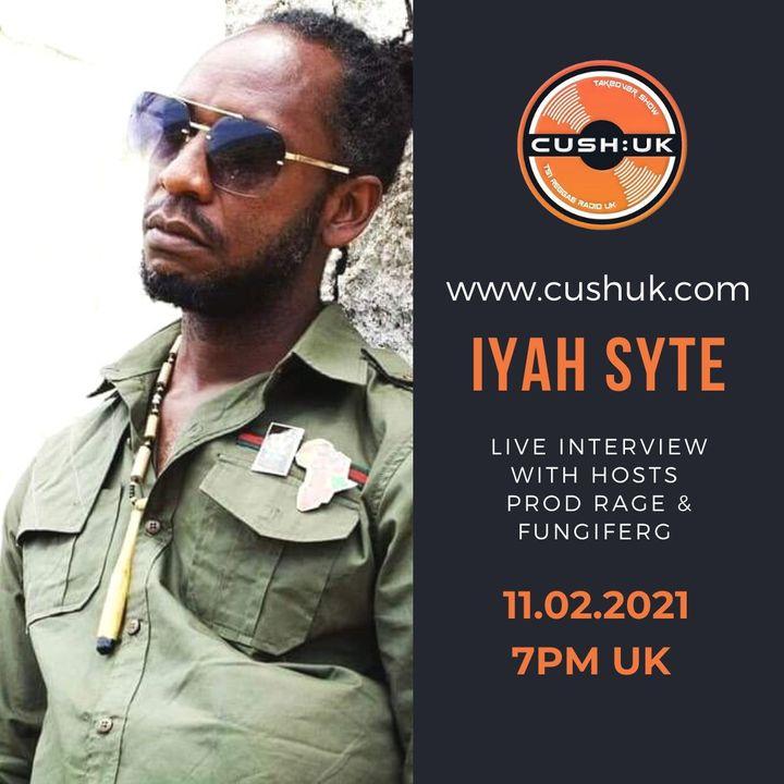 The Cush:UK Takeover Show - EP.131 - Prod Rage, fungiFerg & Iyah Syte