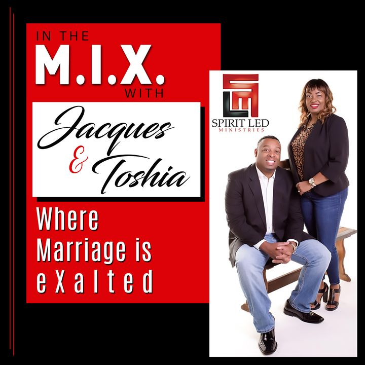 In The M.I.X. With Jacques and Toshia