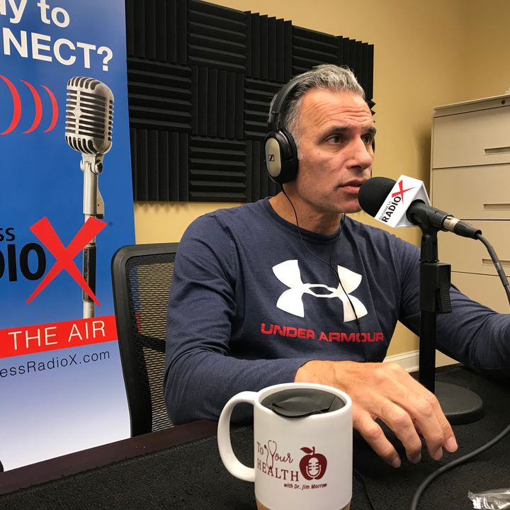 To Your Health With Dr. Jim Morrow:  Episode 10, Colon Cancer Screening, An Interview with Dr. Simon Confrancesco