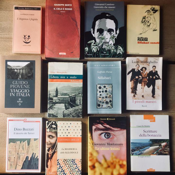 I romanzi del Novecento veneto