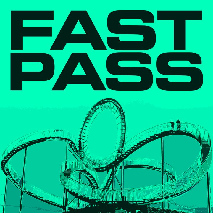 E-105 | Disney Park Pass System Debut
