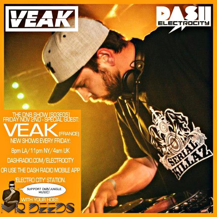 the DNB show S03E05 (guest mix Veak)