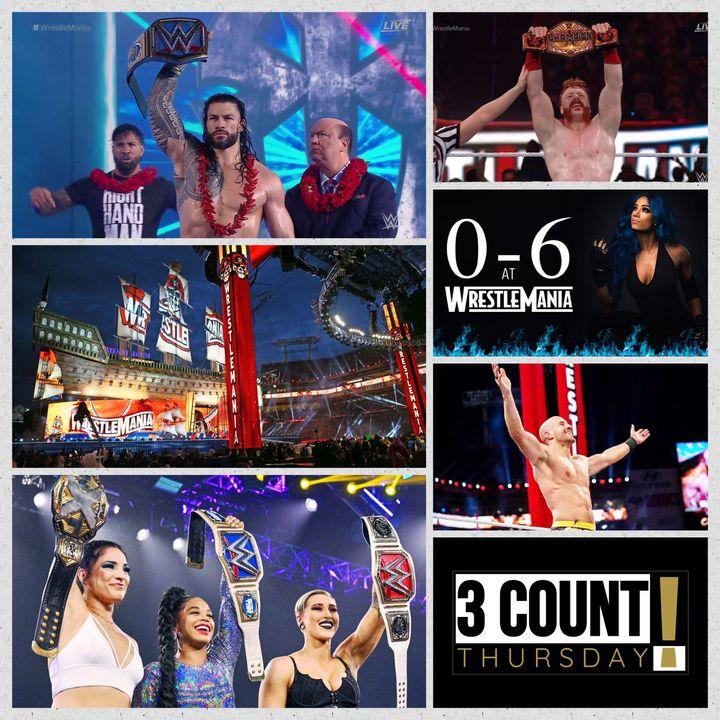 WrestleMania 3CT - April 15, 2021