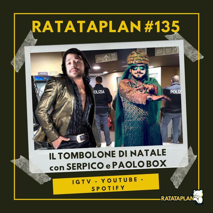 Ratataplan #135 | IL TOMBOLONE NATALIZIO di TeleFrosinone - con il Maestro di Vita PAOLO BOX
