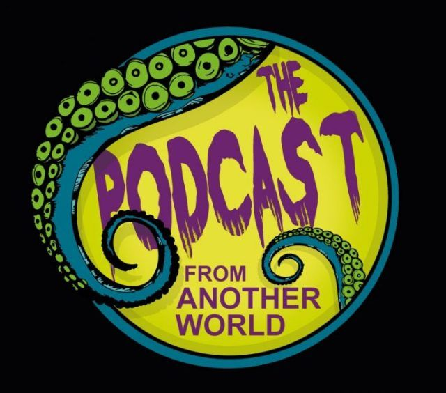 The Podcast from Another World - War of the Worlds