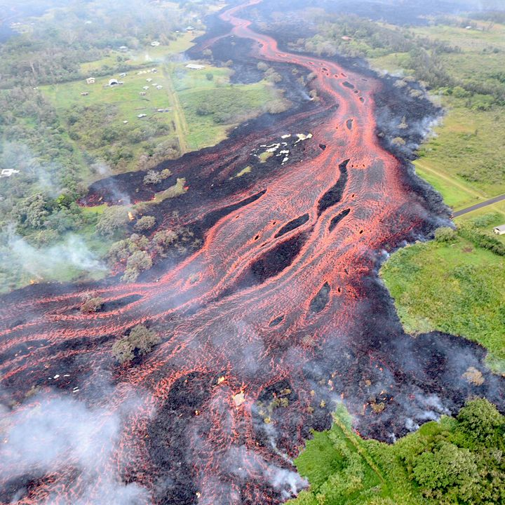 Fire in the Sea: Learning from the 2018 Kīlauea Eruption