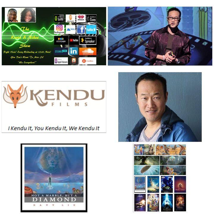 The Kevin & Nikee Show  - Davy Liu - Multi Award-Winning Animator, Writer, Author, Teacher, Storyteller and Global Motivational Speaker