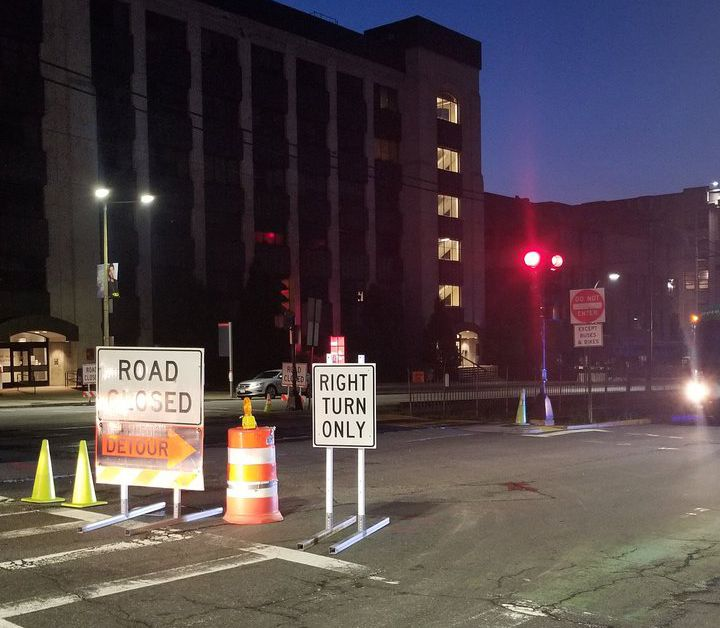 Second Phase Of Comm Ave Bridge Replacement Begins