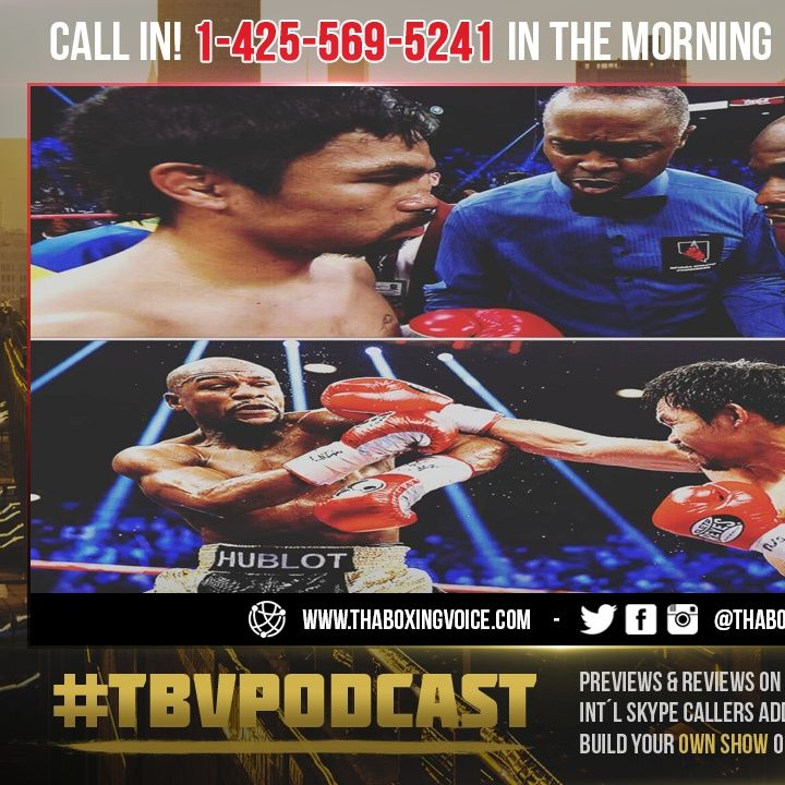 ☎️Manny Pacquiao Taking The Year Off😱Are The Finances Still There For Mayweather vs Pacquiao❓