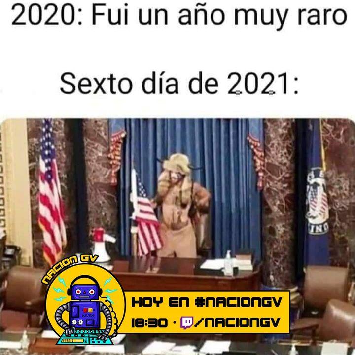 El extraño 2021 - 10 de enero