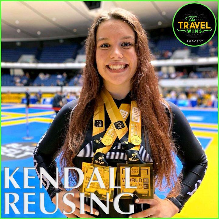 Kendall Reusing jiu jitsu womens champ