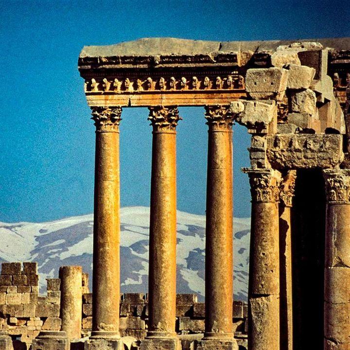 Baalbek, lo splendore del Libano