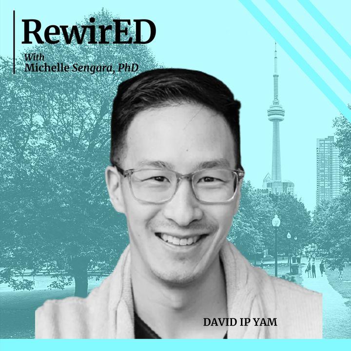 David Ip Yam - Re-Defining Leadership Education