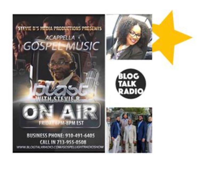 Stevie B. A Cappella Gospel Music Blast - (Episode 183)