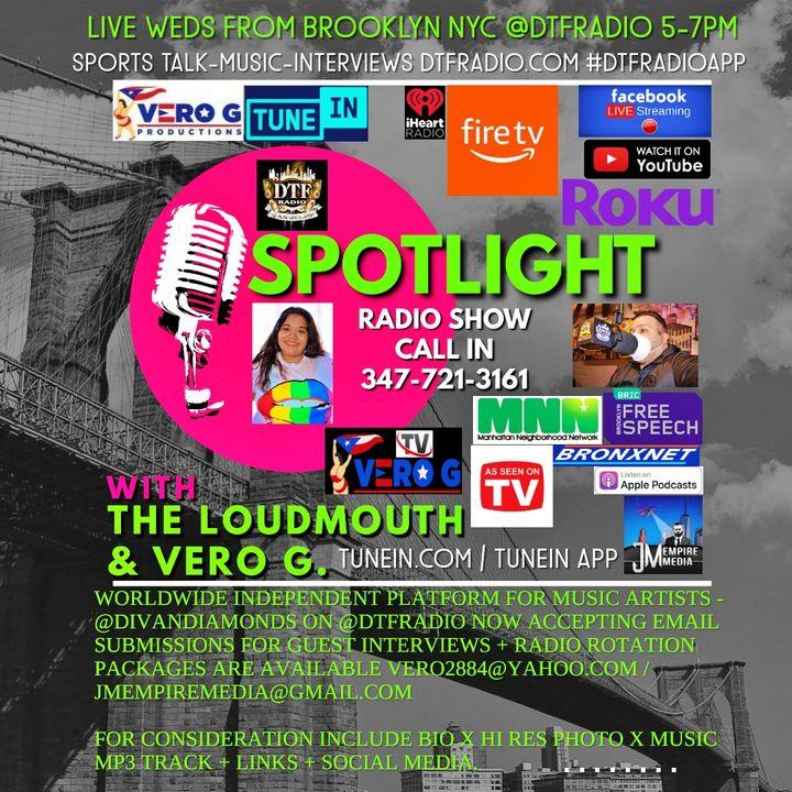 Spotlight Radio Show 3-10-21 Notorious B.I.G. Tribute #NotoriousBIG