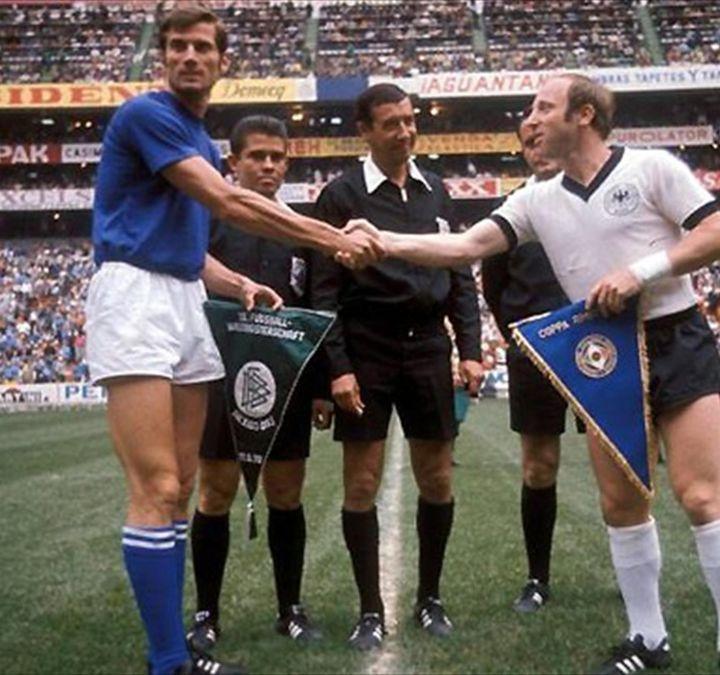Messico '70: Italia-Germania 4-3, la partita del secolo