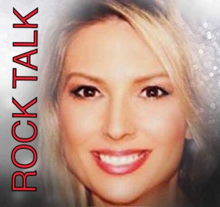 ROCK TALK & MUSIC Hosted by AIMEE CHIOFALO with JIMMY