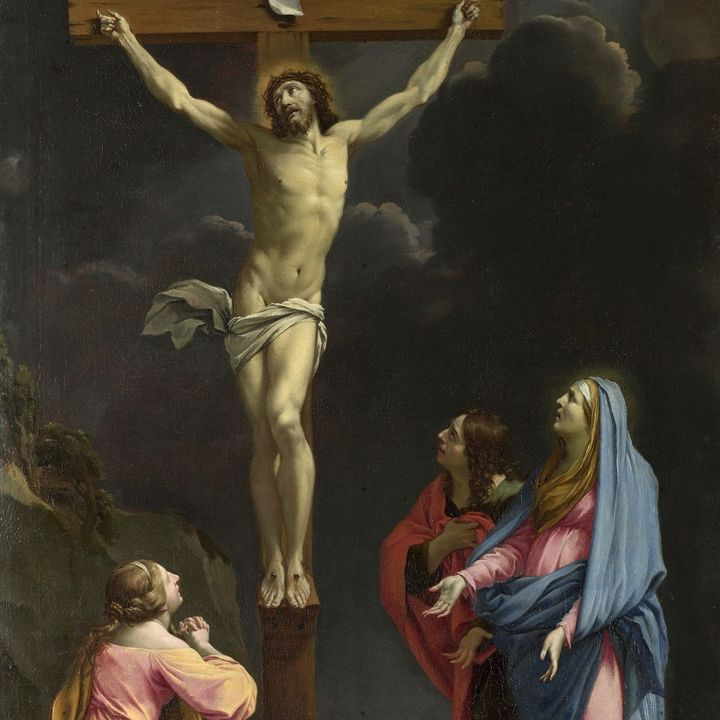 40 Days at the Foot of the Cross