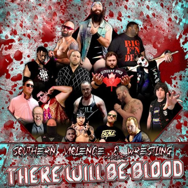 ENTHUSIASTIC REVIEWS #141: Southern Violence Wrestling There Will Be Blood 1-9-2021 Watch-Along