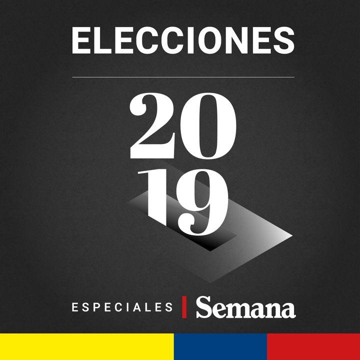 Elecciones por la Alcaldía 2019