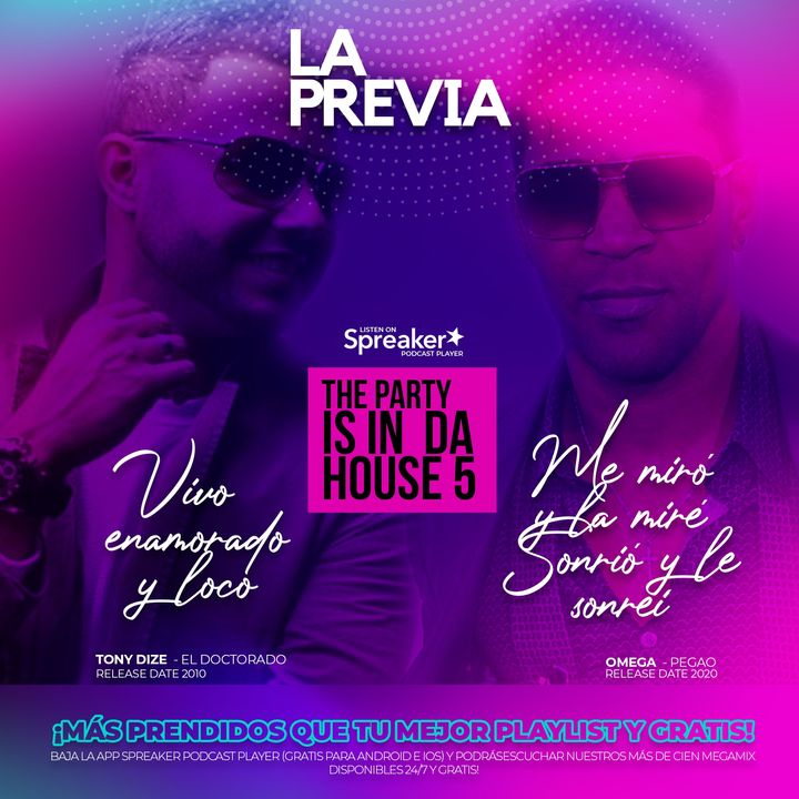 The party is in da house vol.5 | Mix by @bravomusic.cl