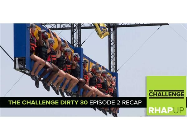 MTV Reality RHAPup | The Challenge Dirty 30 Episode 2 Recap Podcast