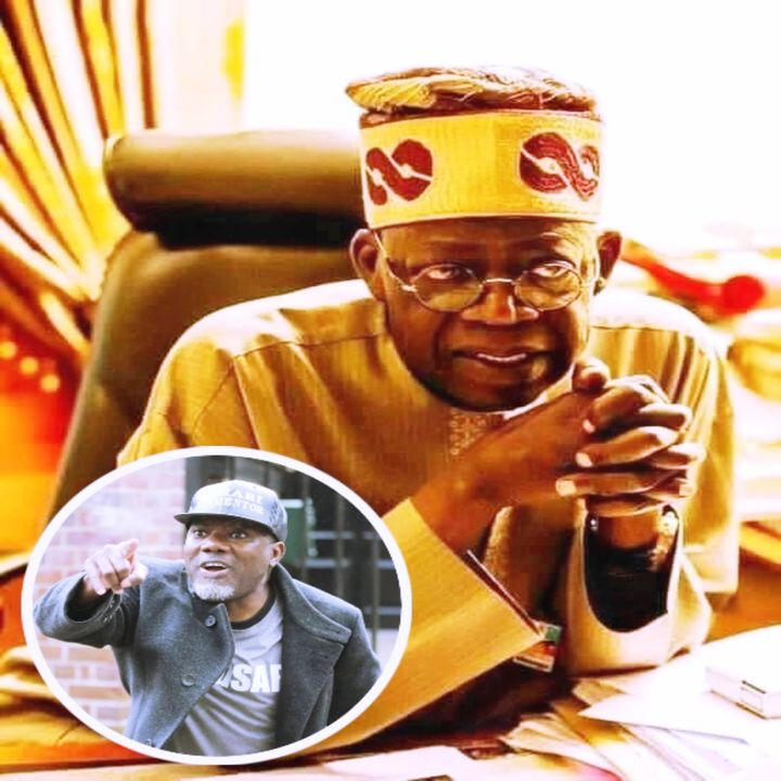 NIGERIA:  Tinubu campaigning to rule Nigeria from London – Reno Omokri