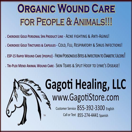 Gagoti Healing
