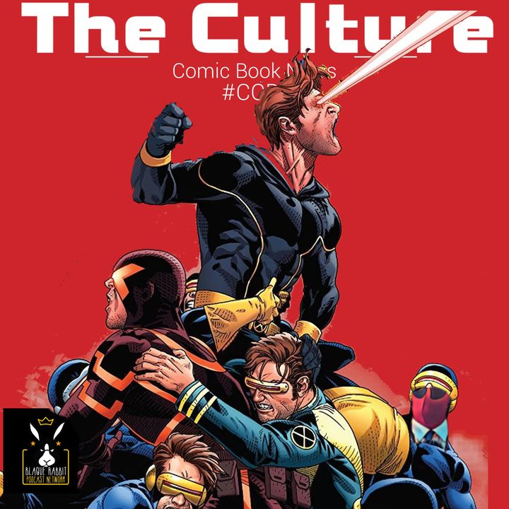 The Culture Issue No. 8: Put Some Respek On Cyclops' Name