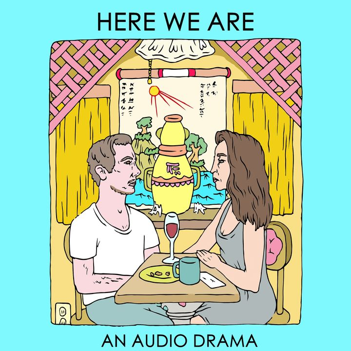 Ep #1: Here We Are