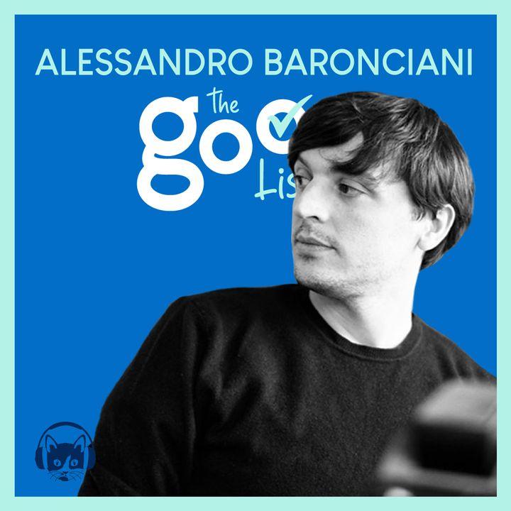 96. The Good List: Alessandro Baronciani - 5 buone cose per fare fumetti
