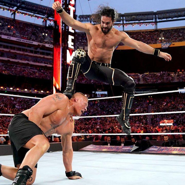 WWE Rivalries: Brock Lesnar vs Seth Rollins