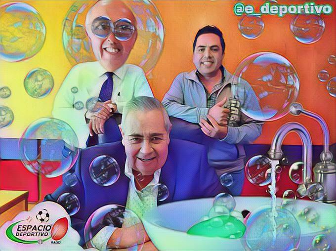 No olviden lavarse bien sus manitas con Espacio Deportivo de la Tarde 07 de Julio 2021