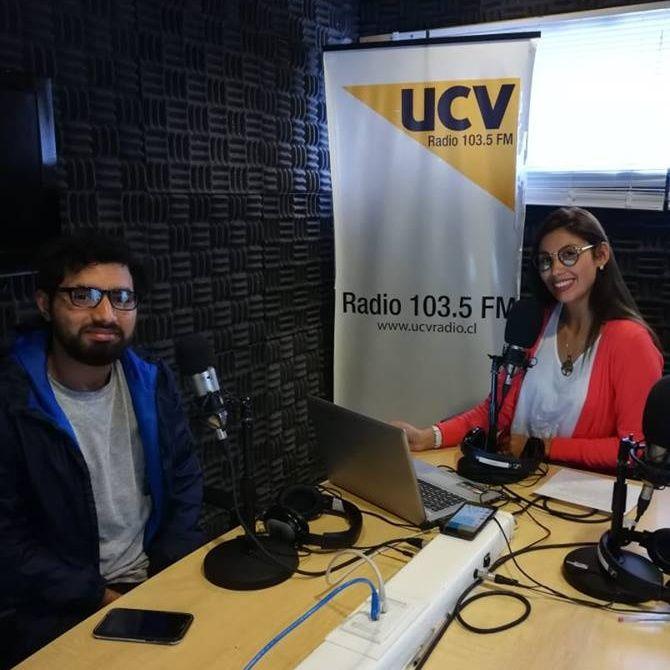 La labor de Misión Migrante en Valparaíso - Entrevista en UCV Radio   Febrero 2019