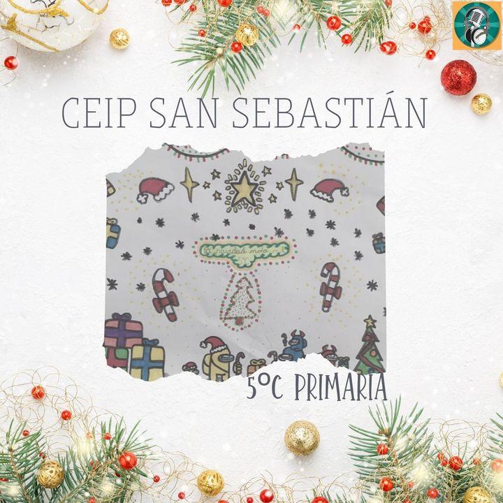 """CEIP San Sebastián (Mijas). """"La Navidad mola mil""""."""