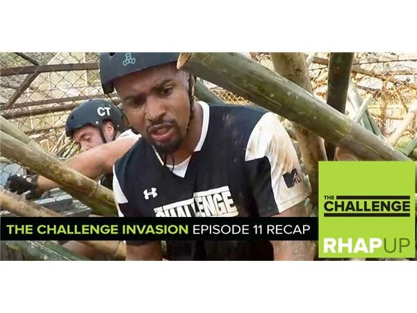 MTV Reality RHAPup | The Challenge Invasion Episode 11 RHAPup