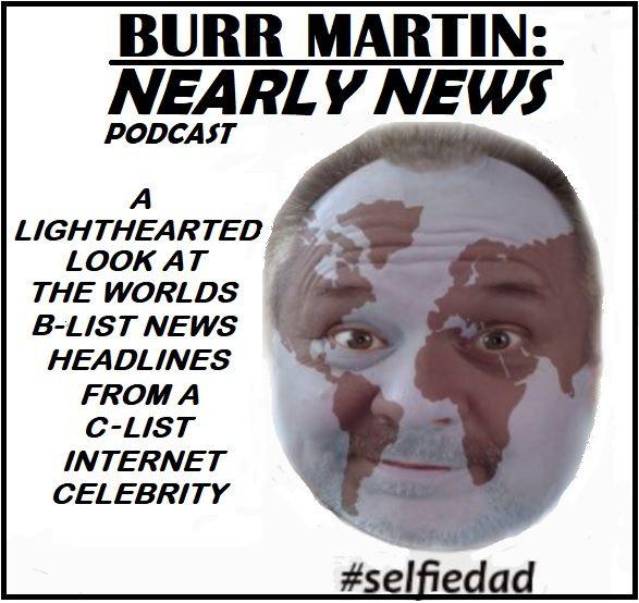 Burr Martin Nearly News 175 Sleepy Jani