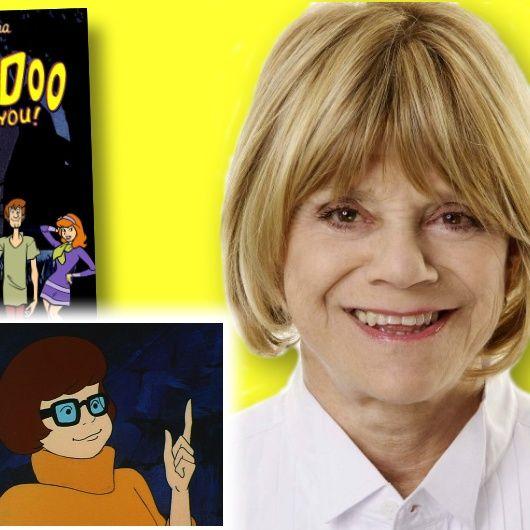 #391: Nicole Jaffe on voicing Velma in the original Scooby-Doo animated series!