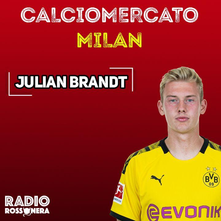 CALCIOMERCATO MILAN: JULIAN BRANDT