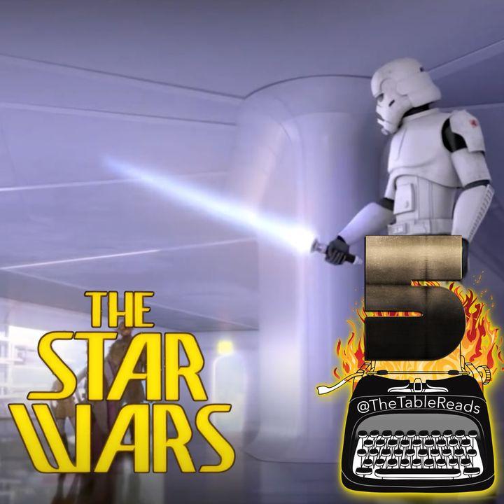 127 - The Star Wars, Part 5