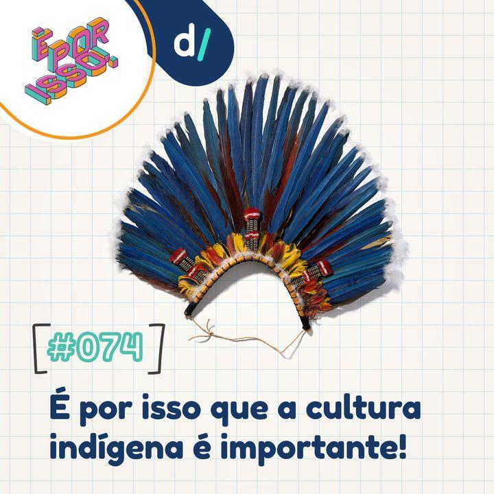 É Por Isso! #74 - É Por Isso que a cultura indígena é importante! 🏹
