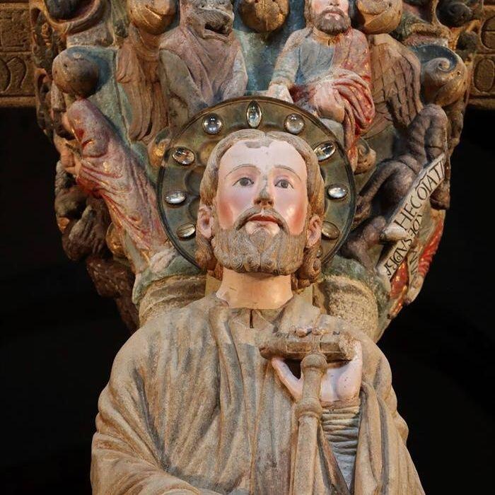 Apóstol Santiago, patrono de España