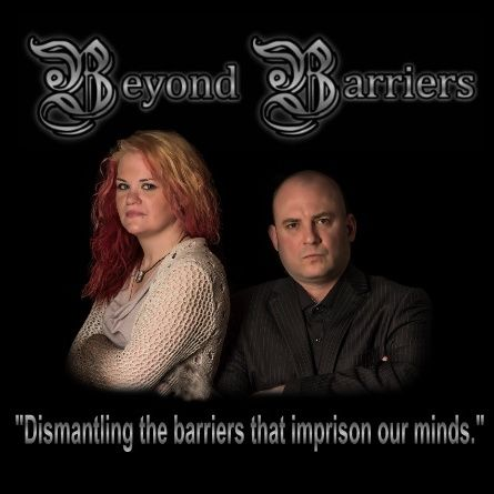 #BeyondBarriersPodcast Episode 17 - Red: A Message of Hope