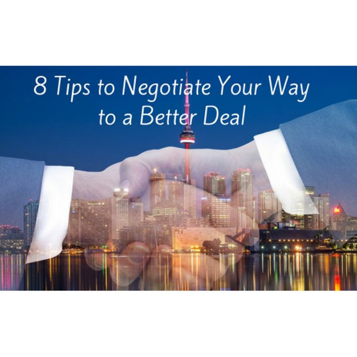 Negotiate Your Way to a Better Deal